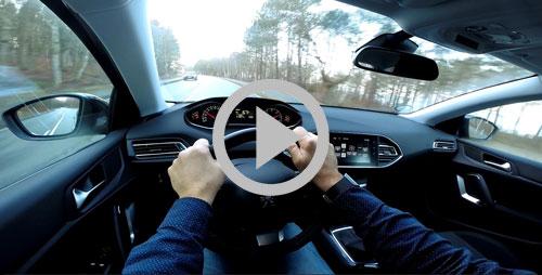 Biltest: Peugeot 308 SW Active Blue e-HDI - prøvekørsel ...